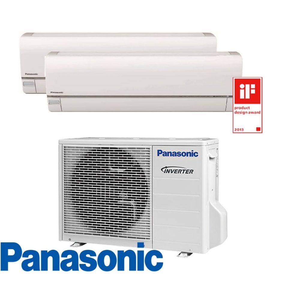 Aire acondicionado Panasonic-2-x-1