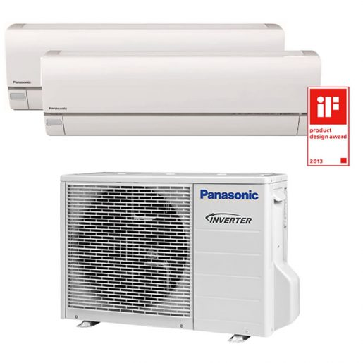 Panasonic CU-2E15PBE Twin Multi Split