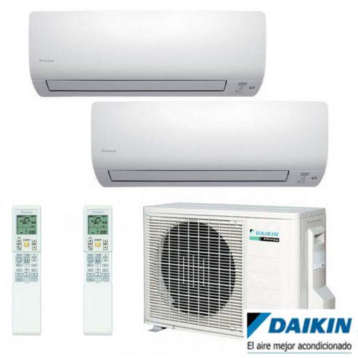 aire acondicionado daikin serie k multisplit ftx25k ftx35k