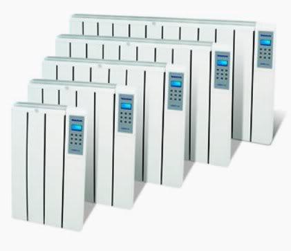 Calefaccion de bajo consumo aire acondicionado madrid - Radiadores de calor azul ...