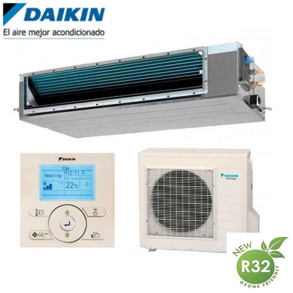 Aire acondicionado en Madrid-IFC instalaciones-DAIKIN-BASG 71 A