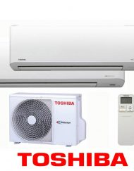 Aire acondicionadoToshiba-2-x-1
