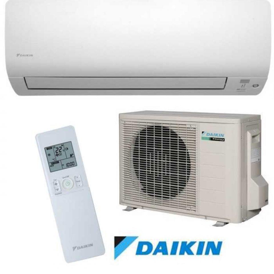 Aire acondicionado en Madrid-IFC instalaciones-DAIKIN-TX-35-KN