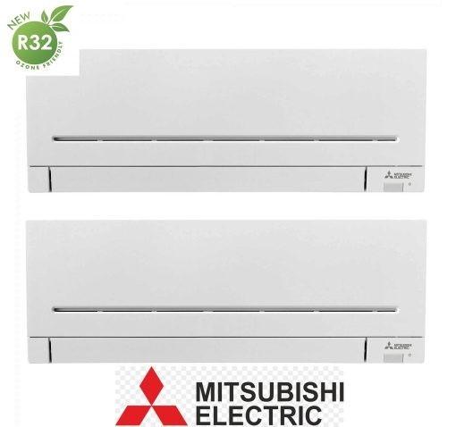 AIRE ACONDICIONADO MITSUBISHI ELECTRIC 2X1-R32