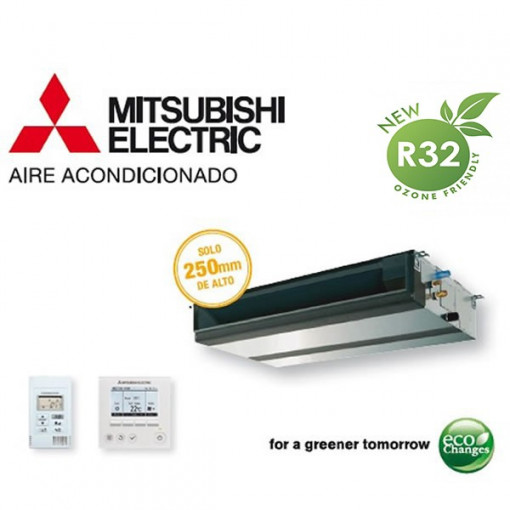 Aire acondicionado en Madrid-IFC instalaciones-le ofrecemos MITSUBISHI ELECTRIC MSPEZ 71 VJA