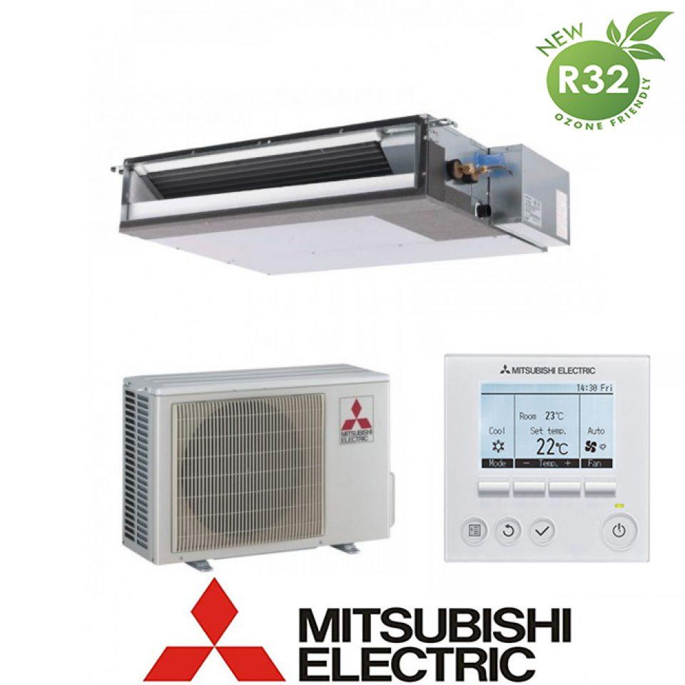 Aire acondicionado en Madrid-IFC instalaciones-le ofrecemos MITSUBISHI ELECTRIC MSEZ 60 VA