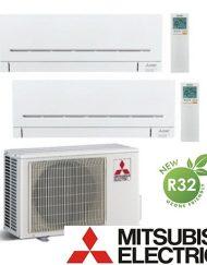 Aire acondicionado en Madrid-IFC instalaciones-le ofrecemos MITSUBISHI ELECTRIC 2 x 1 - SERIE VF